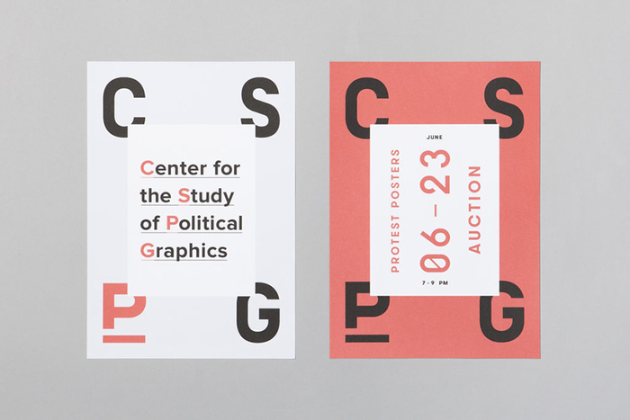 Centre for the Study of Political Graphics 3