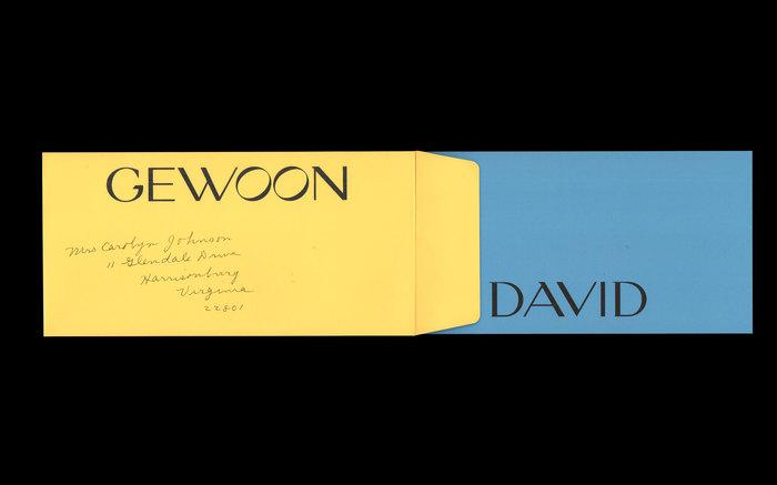 Gewoon David 3