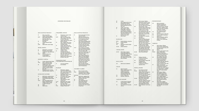 Joseph Dirand: Intérieur 8