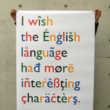 """English Language"" poster"