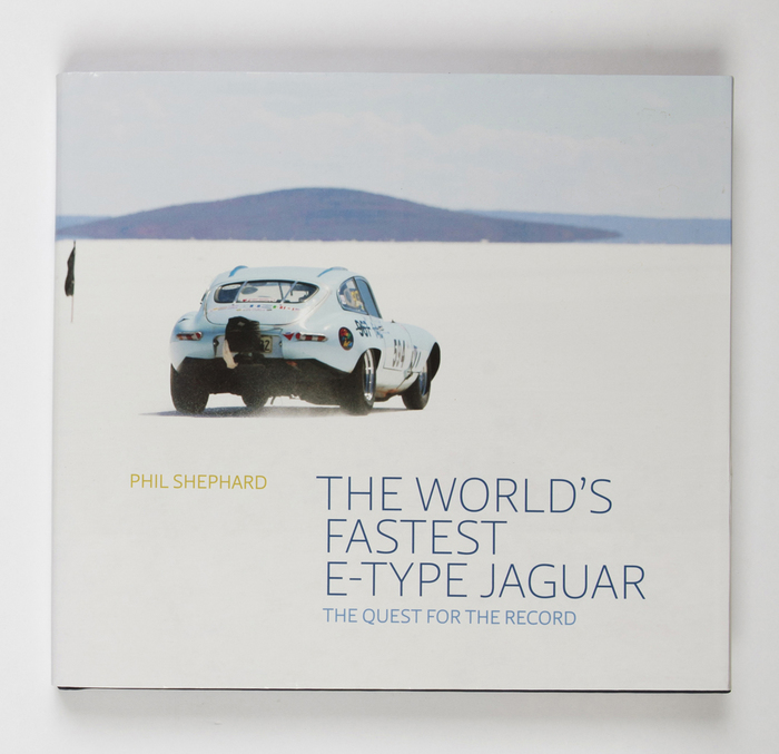 The World's Fastest E-Type Jaguar 1