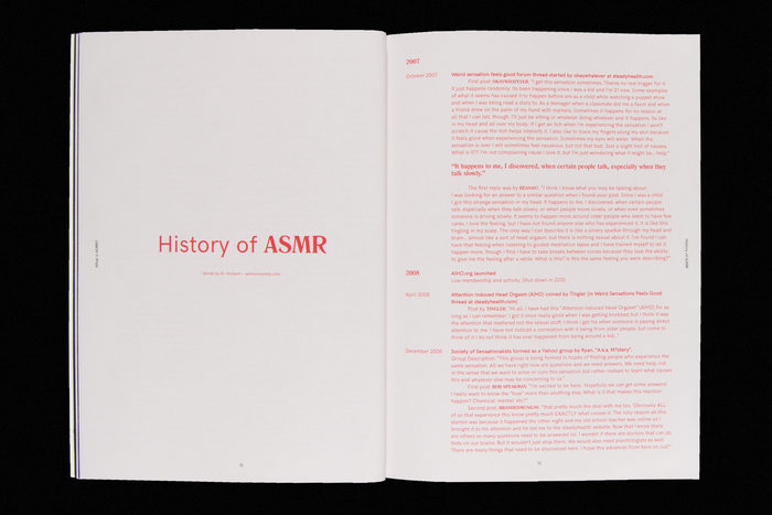 ASMR Magazine 5