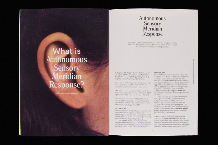 ASMR Magazine 3