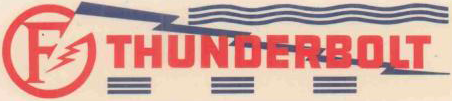 "This decal was placed on several components of each siren, most prominently the blower, which ""supercharged"" the air flowing into the unit's horn to give the warning signal its unique roar. It could also be seen on the rotator mechanism and some control boxes."