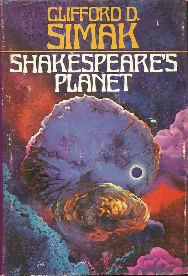 Shakespeare's Planet by Clifford D. Simak (Berkley)