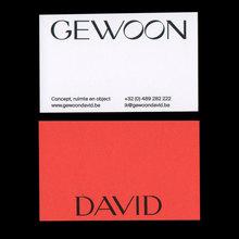 Gewoon David