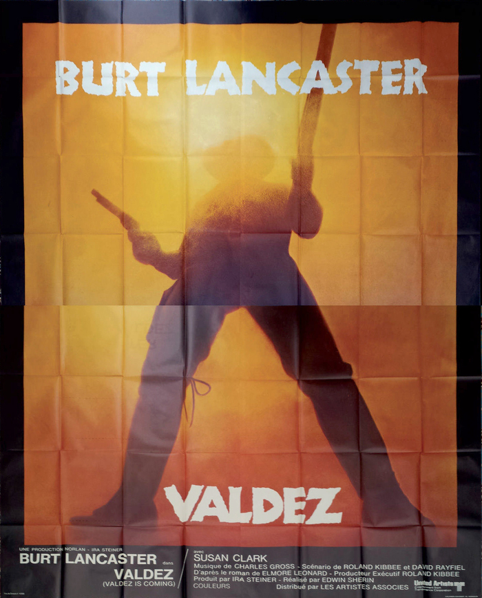 French movie poster (1971)