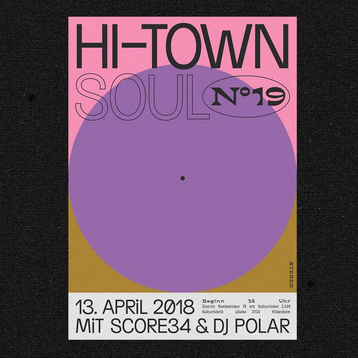 Hi-Town Soul N°19 1