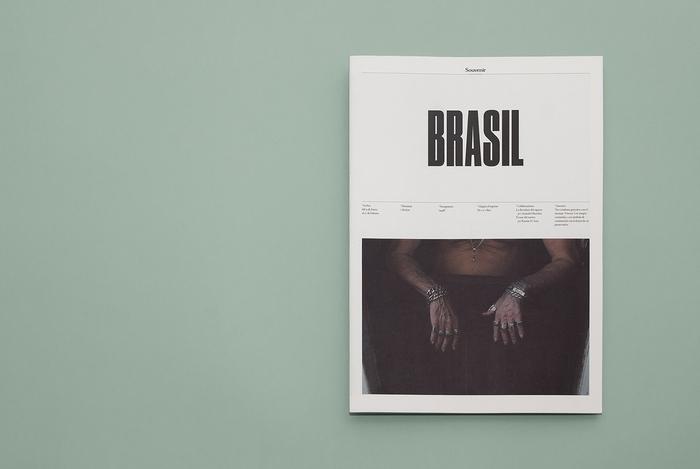 Souvenir, Brasil issue 2