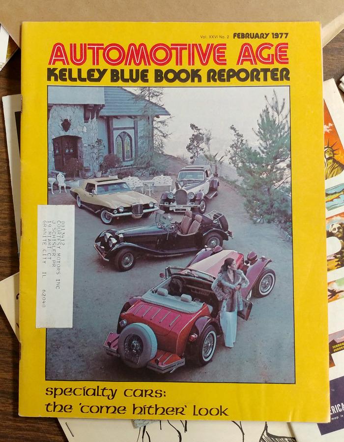 Automotive Age, Feb 1977