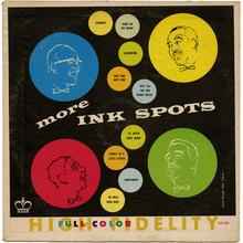 The Ink Spots – <cite>More Ink Spots</cite>