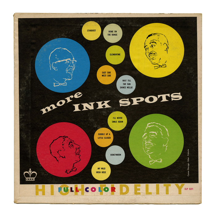 The Ink Spots ‎– More Ink Spots