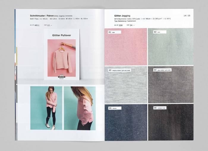 Textil Tricot Vogt, Katalog 2017/18 5