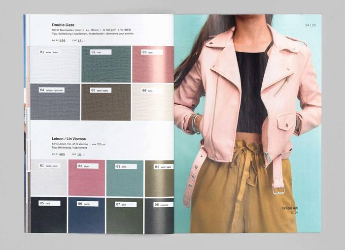 Textil Tricot Vogt, Katalog 2017/18 7