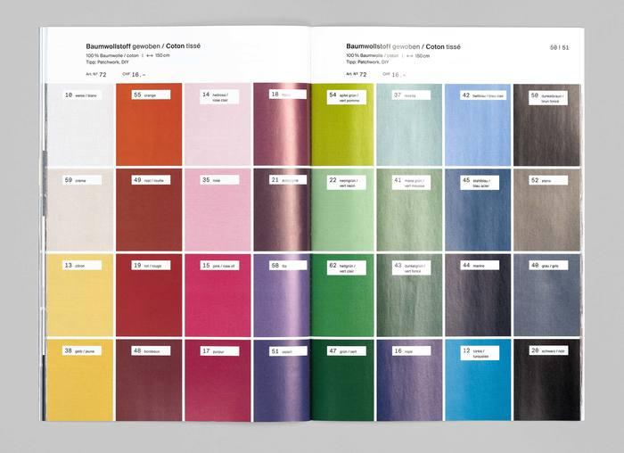 Textil Tricot Vogt, Katalog 2017/18 8