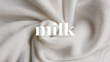 Milk Cashmere rebrand