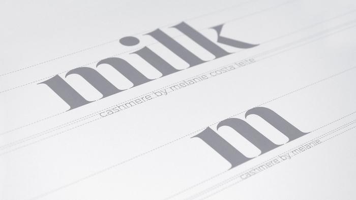 Milk Cashmere rebrand 3