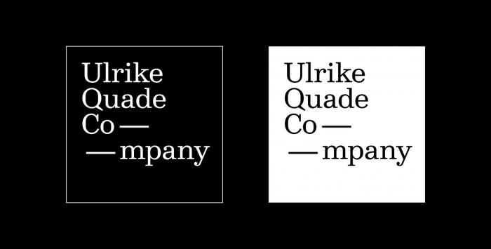 Ulrike Quade Company 2