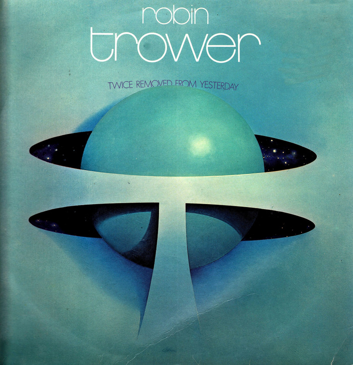 Twice Removed From Yesterday – Robin Trower