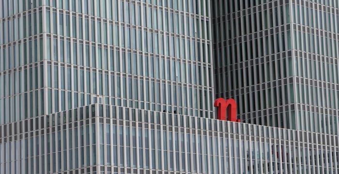 nhow hotel Rotterdam 1