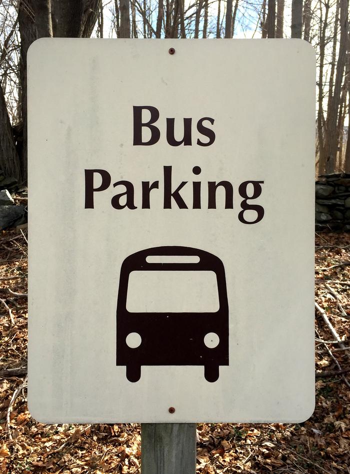 Public signs in Bristol, Rhode Island 1