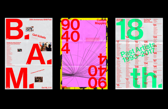 18th Street Arts Center identity (fictional) 6