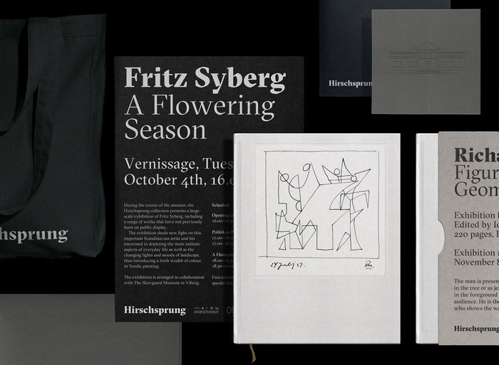 The Hirschsprung Collection identity (proposal) 1