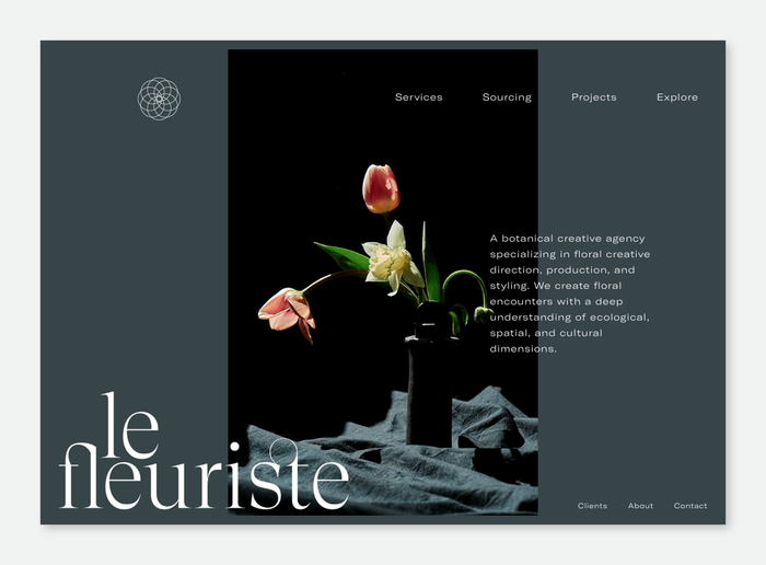 Le Fleuriste 1