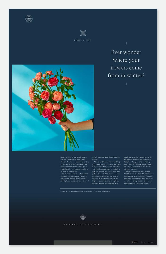 Le Fleuriste 2