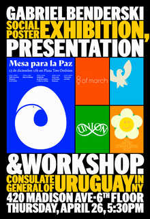 Social Poster Exhibition