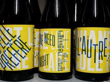 <cite>La Ouane</cite> beer labels
