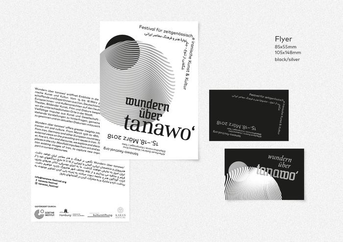 Wundern über tanawo' festival 2