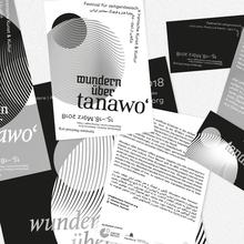<cite>Wundern über tanawo'</cite> festival
