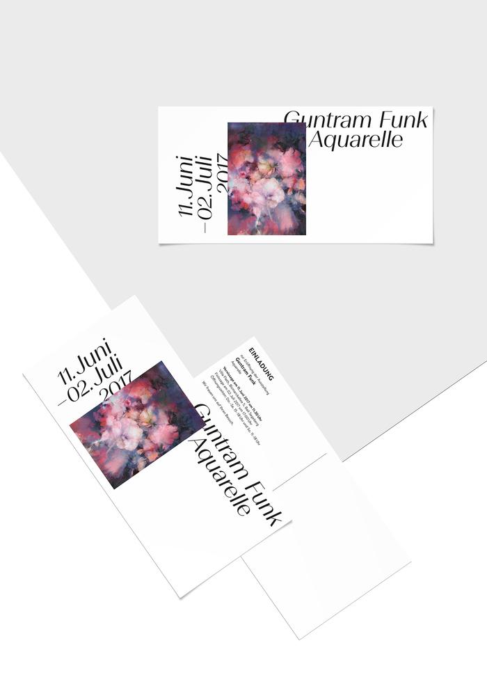 Guntram Funk – Aquarelle 2