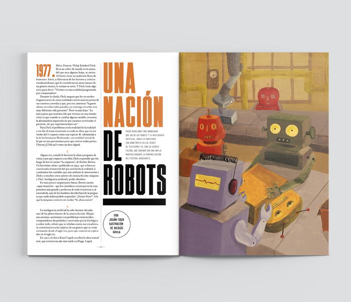 El Malpensante magazine: TV special 5
