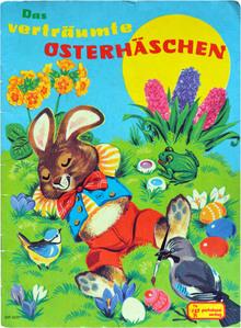 <cite>Das verträumte Osterhäschen </cite>