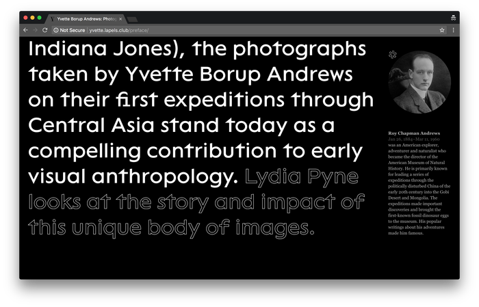 Yvette Borup Andrews: Photographing Central Asia 2