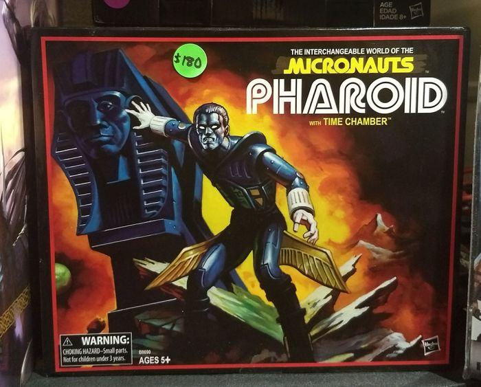 Micronauts – Pharoid 1