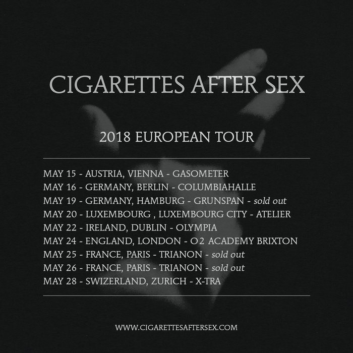 Cigarettes After Sex 4
