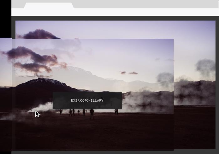 Exif.co website 2