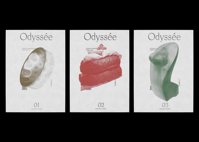 Odysée magazine 1