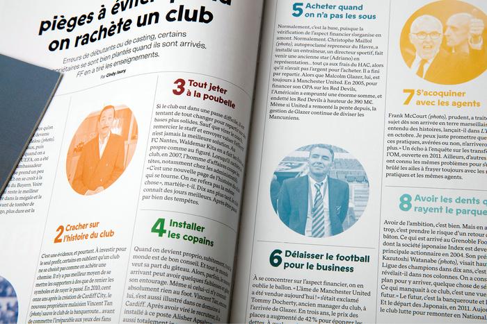 France Football 11