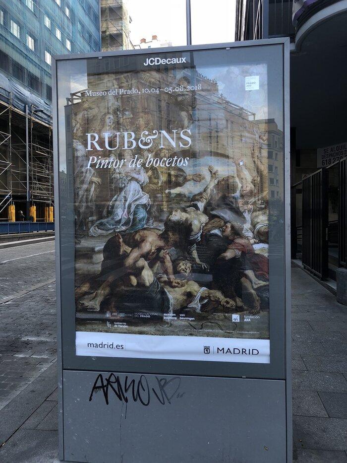 Rubens. Pintor de bocetos, Museo del Prado 2