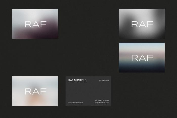 RAF identity 2