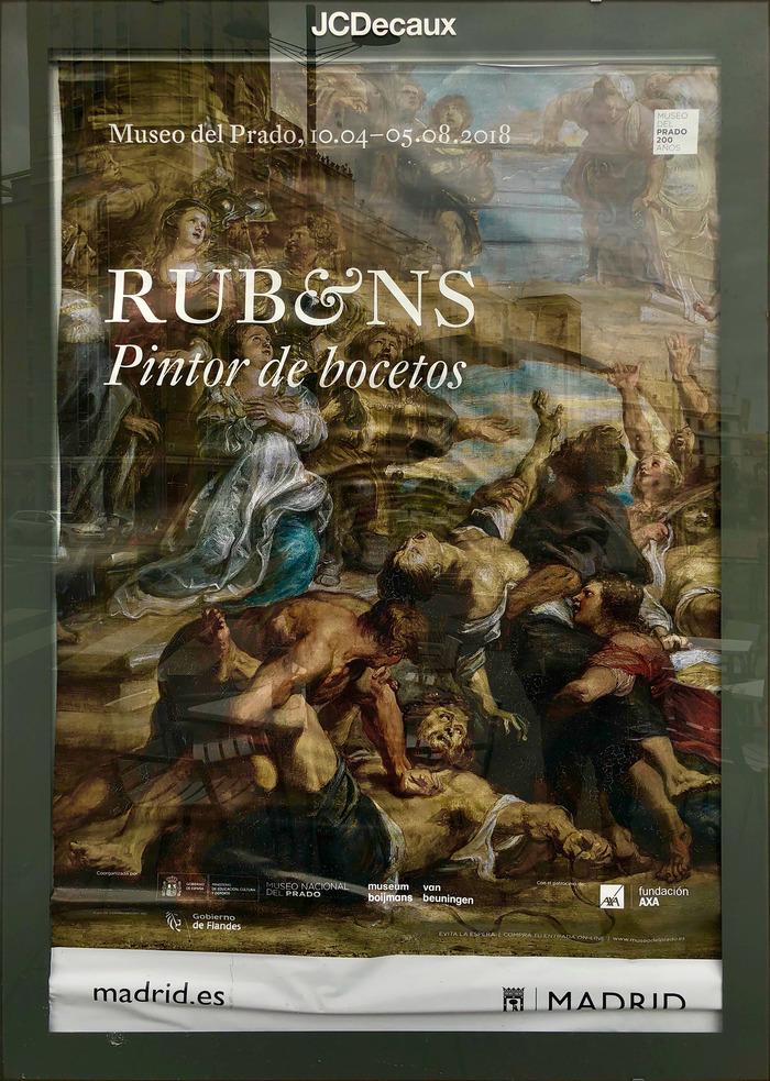 Rubens. Pintor de bocetos, Museo del Prado 1
