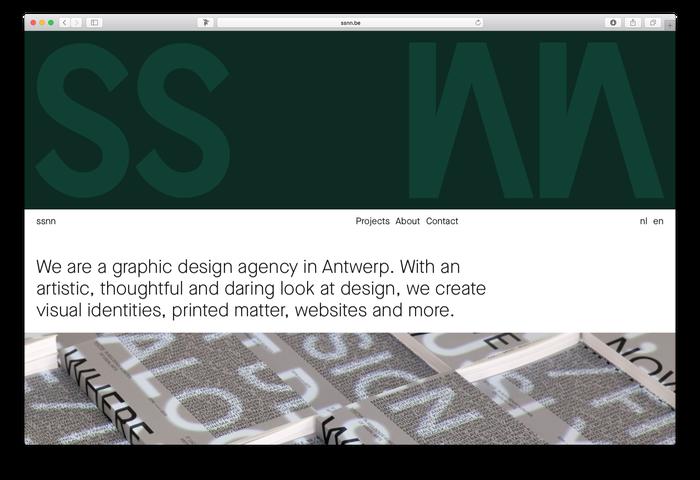 ssnn – design studio 1