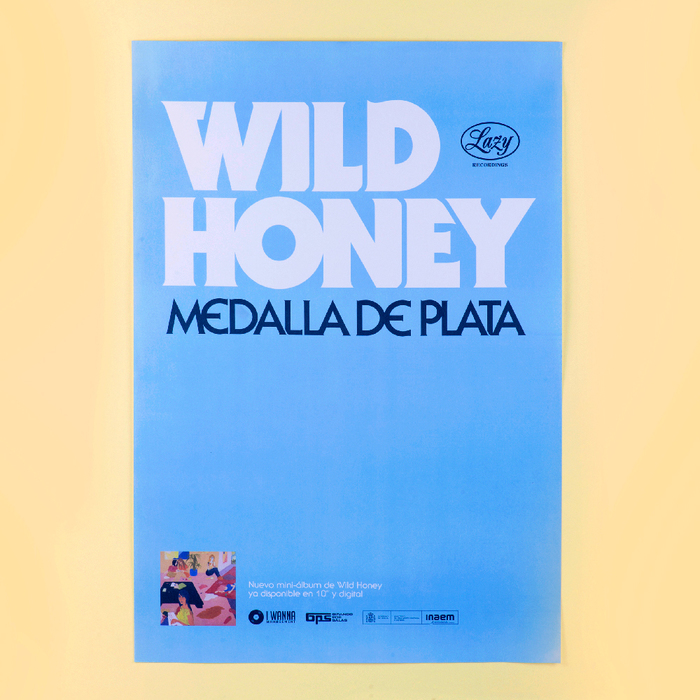 Wild Honey – Medalla de plata EP 4