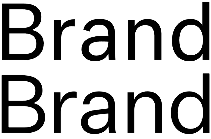 Measurements from a variety of Grotesque and Humanist sans serifs were the initial basis for Kai Bernau's Neutral type design.