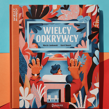 <cite>Wielcy Odkrywcy</cite> by Marcin Jamkowski & Karol Banach