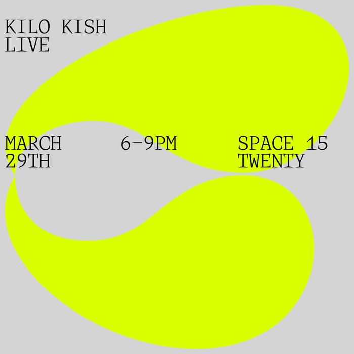 Kilo Kish — Mothe installation and poster 4